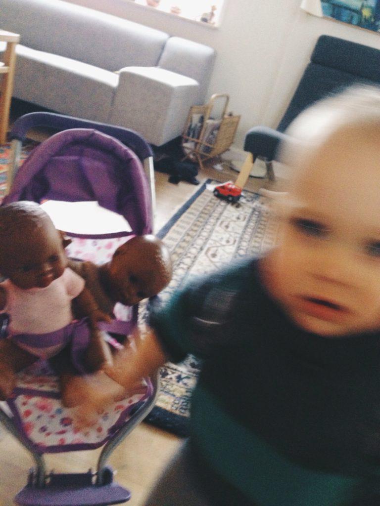hvad er jeg til min nieces børn