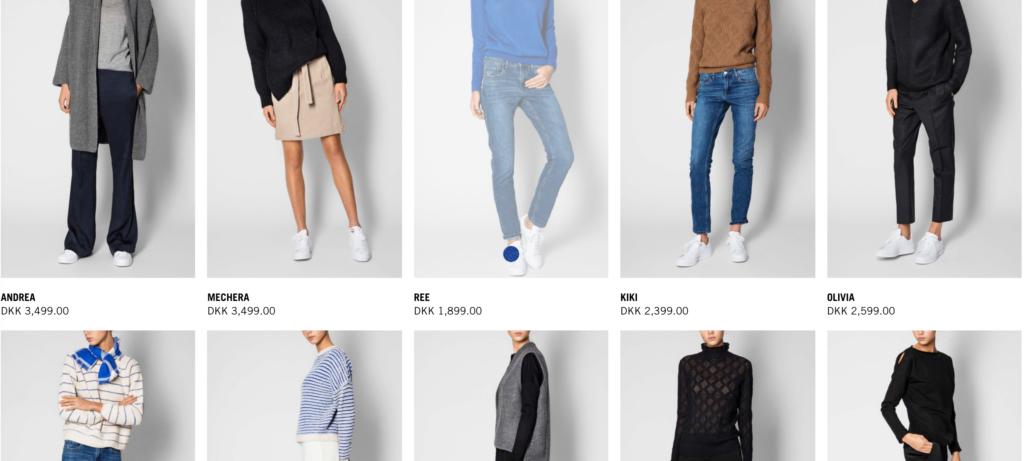 556831cf16b AIAYU Aiayu er dansk designet og meget lækkert, økologisk tøj til kvinder.  Deres finere strikvarer er eftersigende lidt sarte, hvorimod de kraftigere  skulle ...